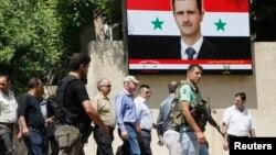 Дамаск. Иллюстративное фото
