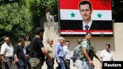 Эксперты ОНО посещают военный госпиталь в Дамаске