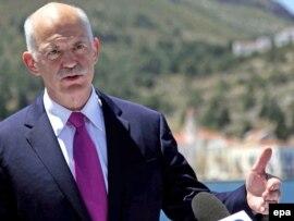 Прем'єр-міністр Греції Йоргос Папандреу