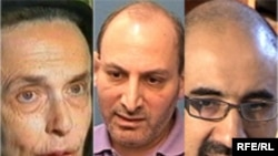 «اعترافات» هاله اسفندیاری و کیان تابخش به همراه دیگر ایرانی دارای تابعیت دوگانه، رامین جهانبگلو پخش شد.