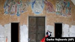 Crkva Hristovog vazneselja u Podgorici, ilustrativna fotografija