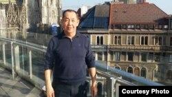 Кызырхан Шолпан, руководитель казахского культурного центра в Австрии.