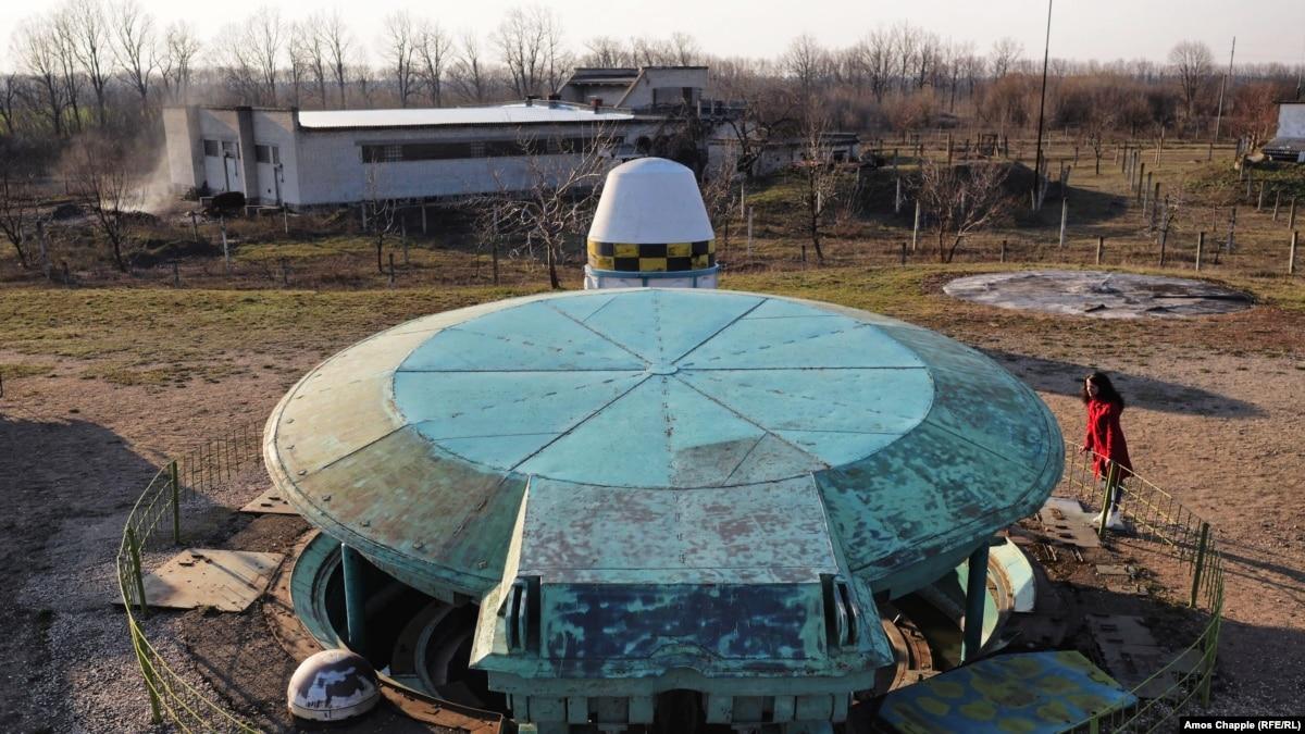 Взрыв из прошлого: внутри последней базы Украины ядерных ракет
