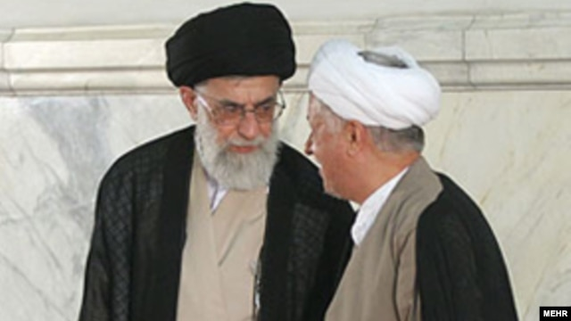 "Rafsanjani Talks of ""Committee to Elect Leader"""