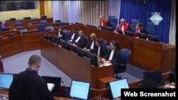Suđenje Vojislavu Šešelju u Haškom sudu, 2011
