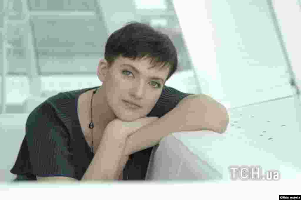 Голая Надежда Савченко