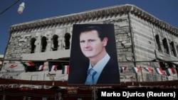نمایی از «دوما» در حومه دمشق (عکس از آرشیو)
