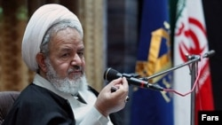علی سعيدی، نماينده ولی فقيه در سپاه پاسداران.