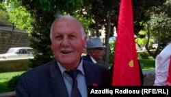 Kommunist Partiyası sədrinin müavini Fikrət Rəşidov