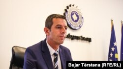 Drejtori i Doganës së Kosovës, Bahri Berisha.