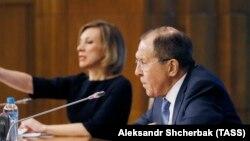 Время Свободы 18 января: Захарова извинилась за Лаврова