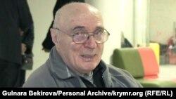 Павло Литвинов на Другому Кримському форумі. Фото з архіву Гульнари Бекірової