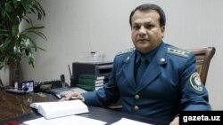 Дониёр Тошхўжаев, Тошкент ИИББ Тергов бўлими бошлиғи