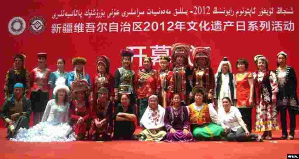 Кытайдагы кыргыз мурастары #5