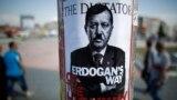 Премьер-министр Эрдогандын Таксим аянтындагы шакаба сүрөтү, 5-июнь