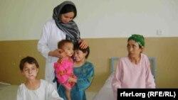 شماری از اطفال معتاد به مواد مخدر در ولایت جوزجان