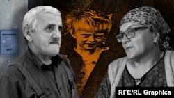 Roditelji Ibre Ćufurovića, otac Šefik i majka Zekija.