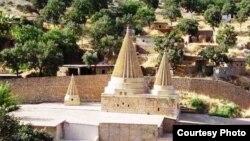 معبد لالش الأيزيدي