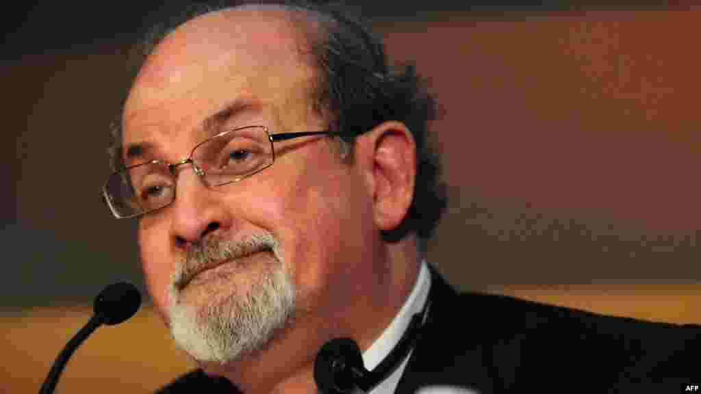 "Rushdie reported being pressured by Muslim scholars in late 1990 into signing a statement saying he had intended no offense to Islam. Khomeini responded with an affirmation of his death sentence. Years later, in the autobiographical ""Joseph Anton,"" Rushdie recalled thinking after news of the fatwa: ""I wish I'd written a more critical book."""