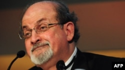 "Salman Rushdie went into hiding after Iran's Islamic authorities issued a fatwa against him in 1989 for ""The Satanic Verses."" Rushdie recently found himself facing an all-new adversary: Facebook."