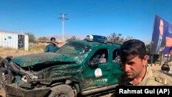 Parwan welaýatynda guralan hüjümde 26 adam öldi.