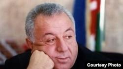 Azerbaijan -- Azeri author Huseynbala Miralamov, undated