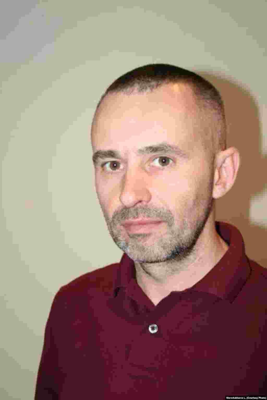 Предприниматель, волонтёр Всеволод Кожемяко