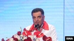 علی اصغر پیوندی، رئیس جمعیت هلال احمر،