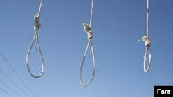 Iran is among the world leaders in executions.