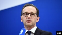 German Foreign Minister Heiko Maas (file photo)