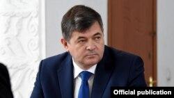 Министр экономики Олег Панкратов.