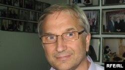 Посол Литви в Україні Альґірдас Кумжа