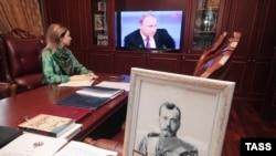«Террорист» Поклонская: российские страсти по «Матильде» | Радио Крым.Реалии