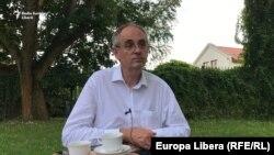 Британський журналіст і політолог Едвард Лукас
