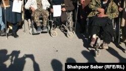 آرشیف، شماری از معلولان در افغانستان