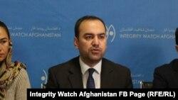 سید اکرام افضلی، رئیس دیدبان شفافیت افغانستان