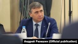 Андрій Рюмшин