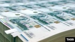 Уровень монетизации российской экономики снизился впервые за много лет