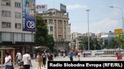 Опозицијата обвинува за малверзации во центарот на градот