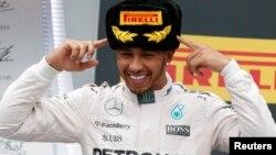 Lewis Hamilton - Arkiv