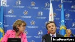 """Bidzina Ivanishvili - Udhëheqës i koalicionit """"Ëndërra gjeorgjiane"""""""