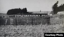 Лагерь Детржихов после войны