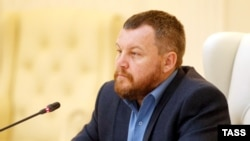 Один із лідерів визнаного українською владою терористичним угруповання «ДНР» Андрій Пургін