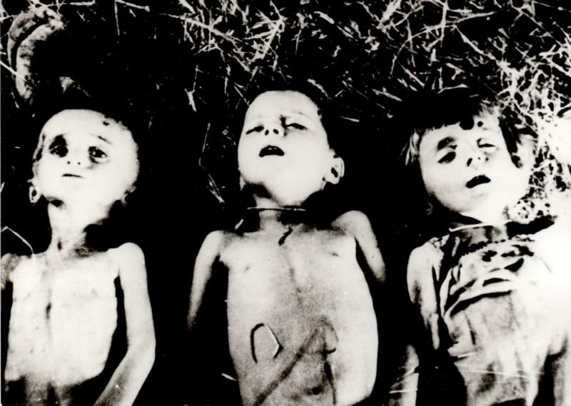 Djeca umrla u logoru u Sisku, Ustupljena fotografija: Spomen Područje Jasenovac