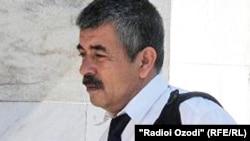 Абдуқаюм Юсуфов, ҳуқуқдон ва вакили мудофеи шинохтаи тоҷик