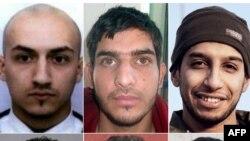 Arhivska snimka, teroristi koji su izveli napade u Parizu