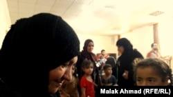 Раселени лица од покраината Анбар во Ирак