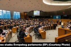 Konferencija u Briselu, 9. decembar 2015.