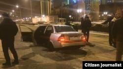 Последствия вооруженного столкновения в Грозном