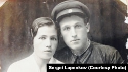 "Sergei Lapenkov: ""We wanted to return the holiday to the main hero -- to the person who experienced the war and to whom we are ultimately grateful for the fact that we are alive today."""